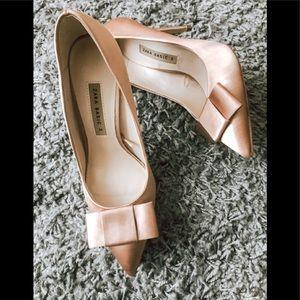 Zara Bow heels
